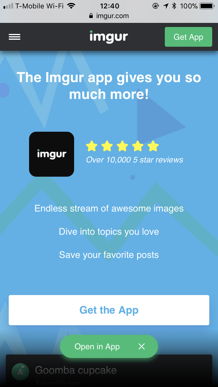imgur has their legs spread SO WIDE for you