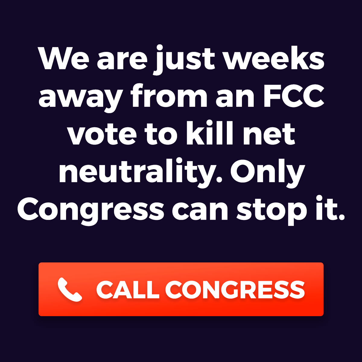 Call Congress