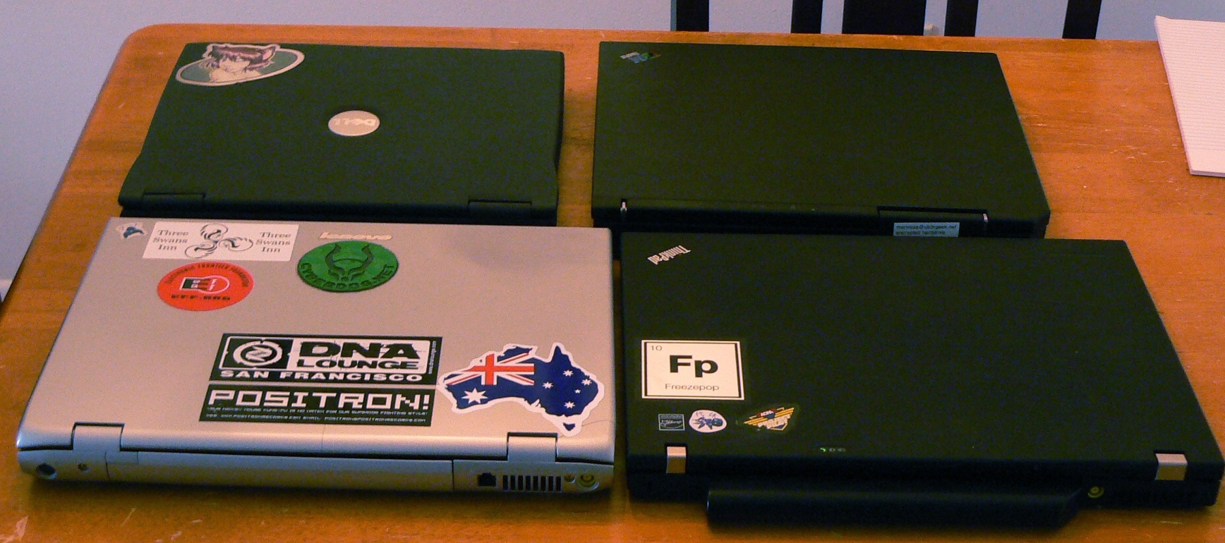 Old Laptops