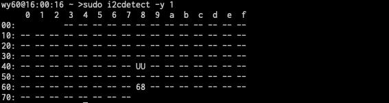 i2c-detect output