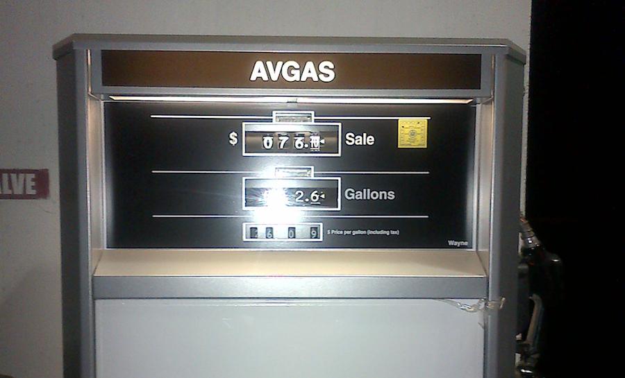 AGVAS, 6.09/gallon, 12.6 gallons